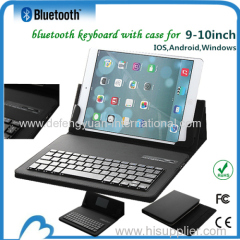 leather bluetooth keyboard cases