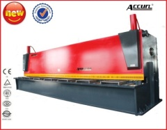 12mm Thickness 6000mm Length Hydraulic Sheairng Machine