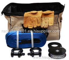 TOGETHER 7pcs winch accessories kit winch tool kit