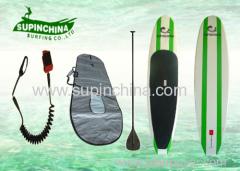 lake Fiberglass Painting Polish fishing paddle boards for beach boys