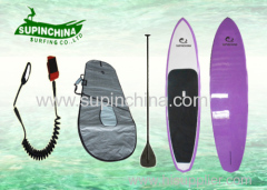 girls Yoga Epoxy stand up paddle board fishing surfboards for beginners