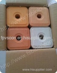 Salt lick block with Copper
