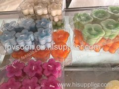 Flower candle,The factory custom all kinds of candles