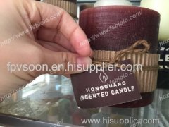 Scented Candle, The factory custom all kinds of candles