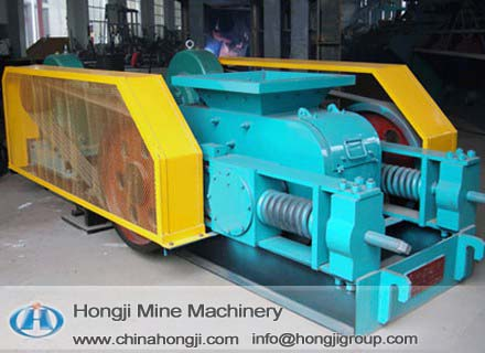 Teeth-roller crusher from hongji manufacturer
