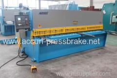 6mm Thickness 6000mm NC Shearing Machine