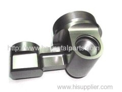 Custom carbon steel lost wax casting parts