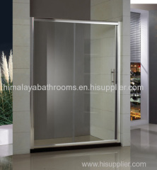 Sliding Shower Screen With Frame
