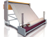 Rolling Device for Mattress Quilting Fabric