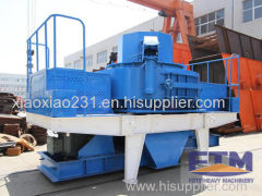 FTM-12 Sand Crusher Machine