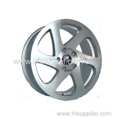 3DSM chrome alloy wheel for aftermarket