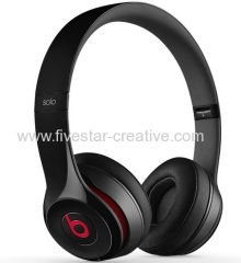New Beats by Dre Solo2 Wireless On-Ear Black Headphones from China manufacturer
