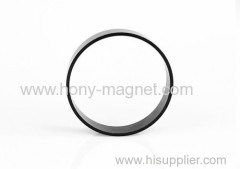 Bonded neodymium magnet for stepper motor
