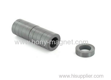 Bonded neodymium electric motor magnet for brushless motor
