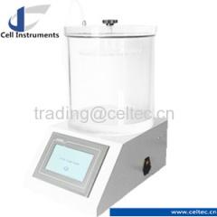 ASTM D3078 standard Plastic Bag Leak Tester Vacuum Leak Detector