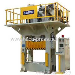 SMC Composite Hydraulic Press 800T SMC Press Machine Molding Press