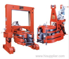 API Standsrd Drill Pipe Hydraulic Power Tong for Well Drilling