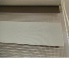 0.8m-2.2m fashionable blackout roller blinds for project Daylight and Blackout roller blind supplier in China