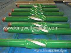 API stabilizer downhole tools for oilfield drilling