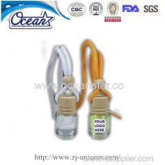 5ml Mini Gift Glass Bottle Air Freshener car promotional gift items