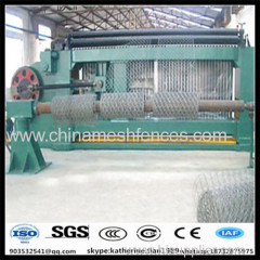 China Gabion Box Mesh Production Machine