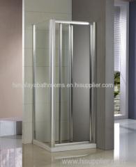 Corner Shower Enclosure + Side Panel