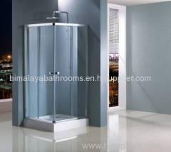 Corner Shower Door & Shower Enclosure