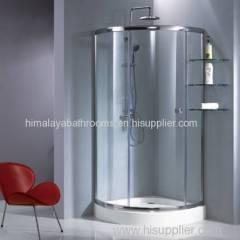 Simple Glass Shower Door & Shower Enclosure