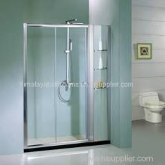 Sliding Shower Door & Screen