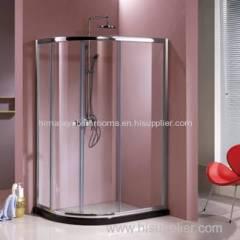 Quadrant Shower Enclosure With Frame