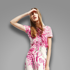Customized new design digital printing top quality in cotton sateen fabrics with your own design beautiful pattern