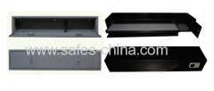 Hidden gun safe under bed/ Under bed gun safe with electronic locks