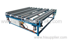 Right-Angle Rolling Conveyor Table