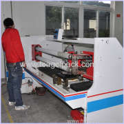 Cloth Tape/Masking Tape/PVC Tape/D.S. Tape/Foam Tape/Warning Tape Log Roll Cutting Machine