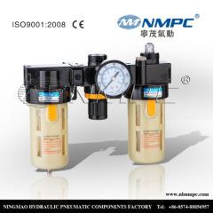 BC filtro serie lubricador regulador neumático