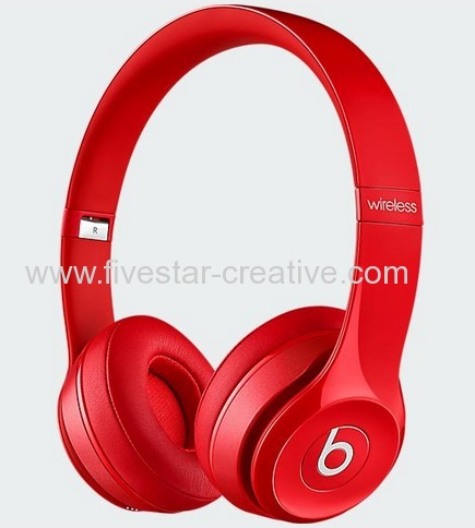 Beats Bluetooth New Solo2 Wireless Headphones Red from China manufacturer