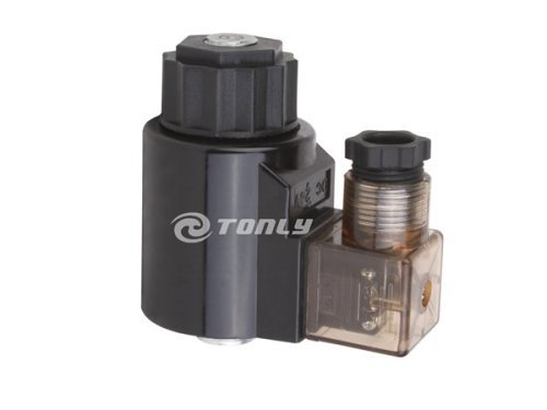 MFZ9-37YC Thread Series Solenoid for Hydraulics