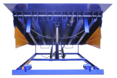 Electric Hydraulic Dock Leveller For Warehouse Lifting Cargo