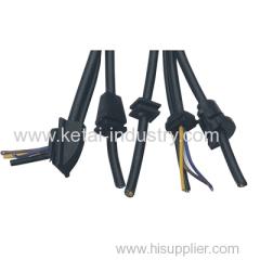 Strain Relief Wiring Harness