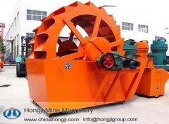 GX series Sand washer with 200t/h capacity