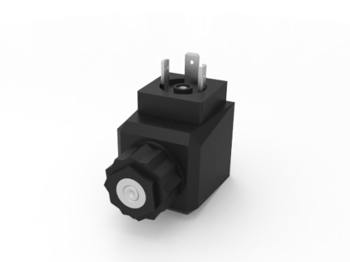 MFT10 Series Smart Solenoid for Hydraulics Low-Power