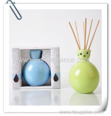 200ML aroma reed diffuser with rattan stick