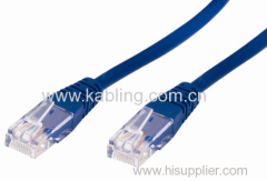 U-UTP Unshielded 4 Pairs Cat5e internet cable from 1m to 50m
