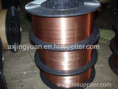 Ho8Mn2SiA Steel 0.6mm-1.6mm CO2 Copper Coated Wire SG2
