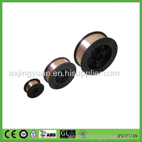 High quality china 1.0mm 1kg/roll 5kg/roll 15kg/roll Mig co2 welding wire ER70S-6