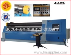 W12 16x3200 Simens Pump CNC Bending Machine