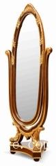Floor mirror big mirror hotel mirror lobby mirror luxury mirror wooden frame mirror