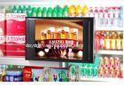 HD IR Motion Sensor LCD Digital Signage Display 8 Inch High Brightness For Supermaket