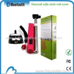 wireless selfie mobile phone monopod