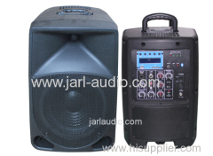8'' speaker portatil 2-Way active